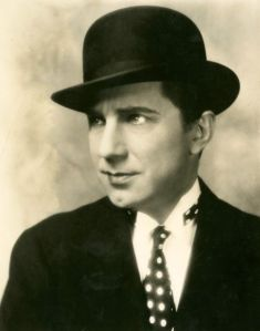 Vintage-photo-of-a-young-Bela-Lugosi