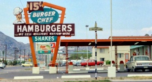 Burger Chef Sunnyslope and 7th 1960