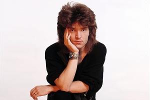 Richard Marx photographed in 1987.  © Bernhard Kuhmstedt / Retna Ltd.